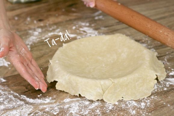 How to Make Pie like a Supermom!