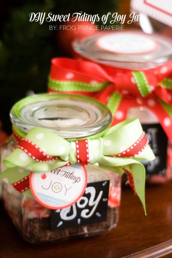 Handmade Holiday Neightbor Gift Ideas - Paging Supermom