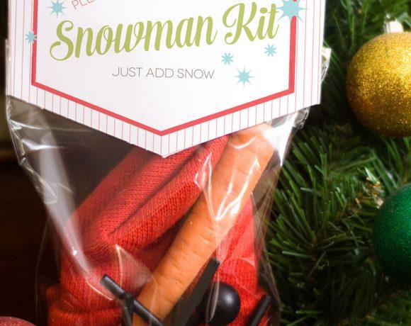 Handmade Holiday Neightbor Gift Ideas