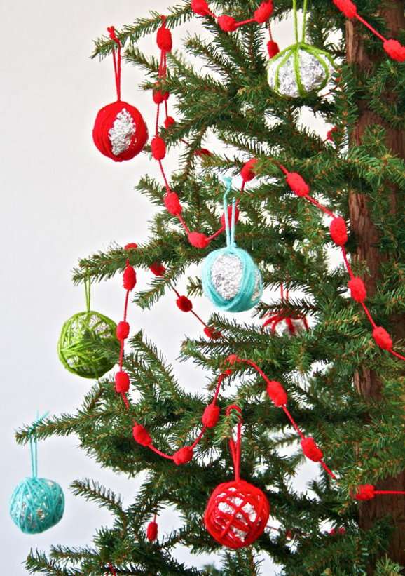 Supermom Christmas Tree Ideas