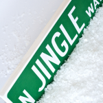 Free Printable Jingle Way Street Sign