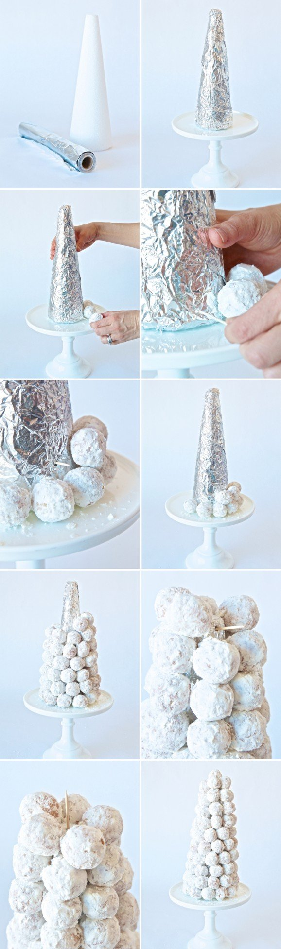 Birthday Cake Ideas for a Frozen Birthday Party at PagingSupermom.com #frozen