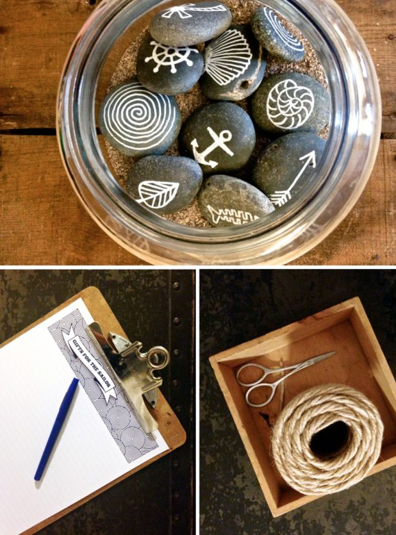 Ideas for Baby Shower Games and Activities at PagingSupermom.com #nautical