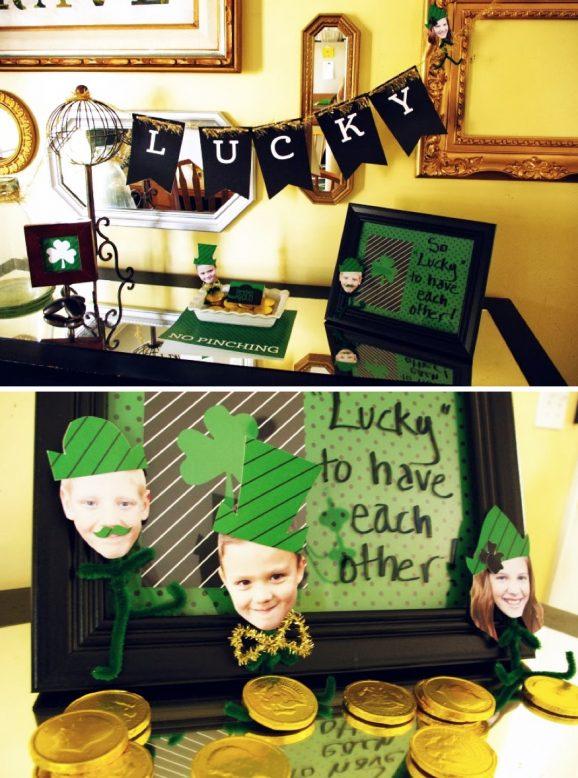 Mini Me Leprechaun St. Patrick's Day Decor