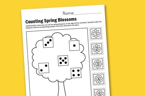 Counting-Spring-Blossoms-Free-Printable