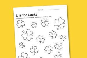 Letter-L-Worksheet