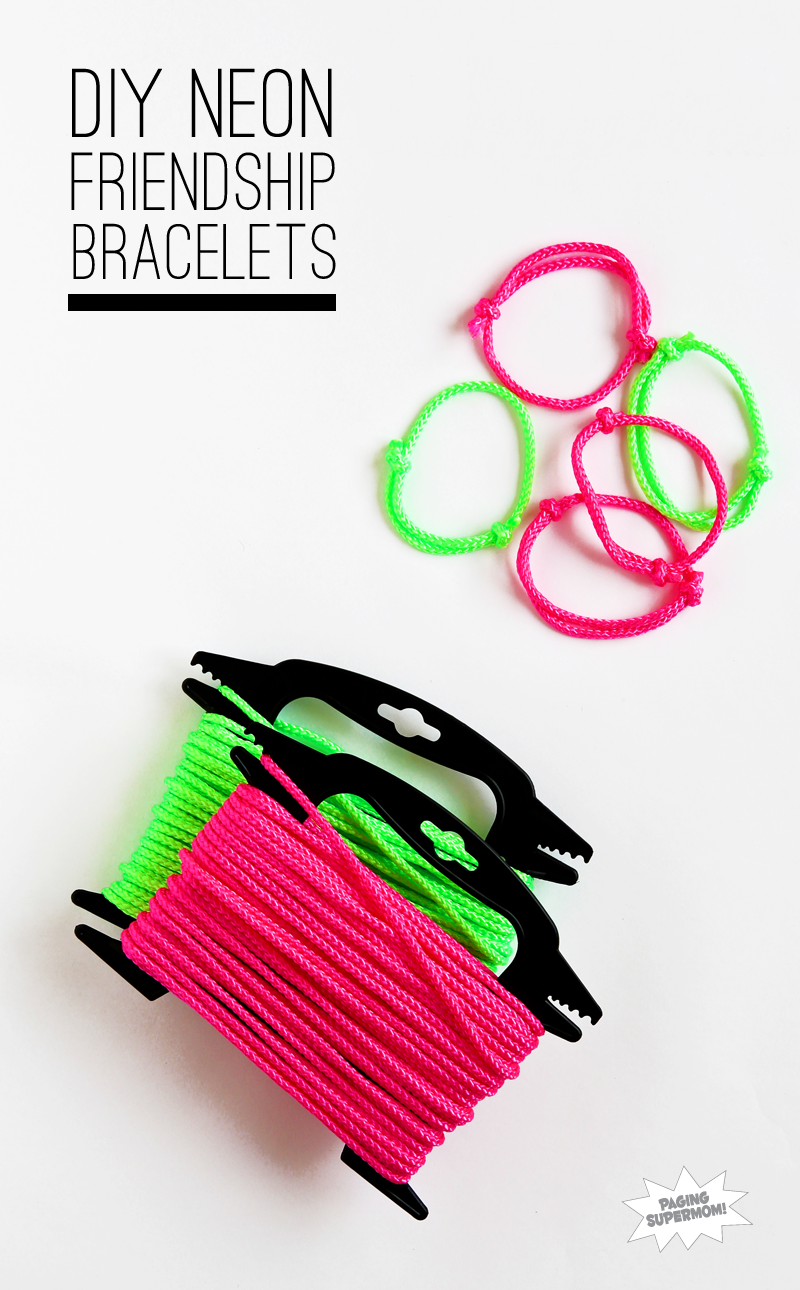 DIY-Neon-Friendship-Bracelets