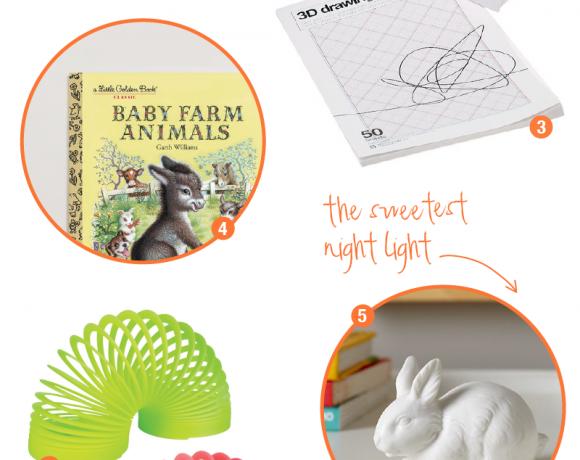 Candy-Free Easter Basket Ideas via @PagingSupermom