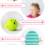 Easter Fun For Kids Round Up