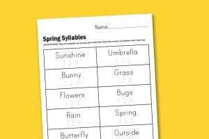 Spring-Syllables-Printable-Worksheet