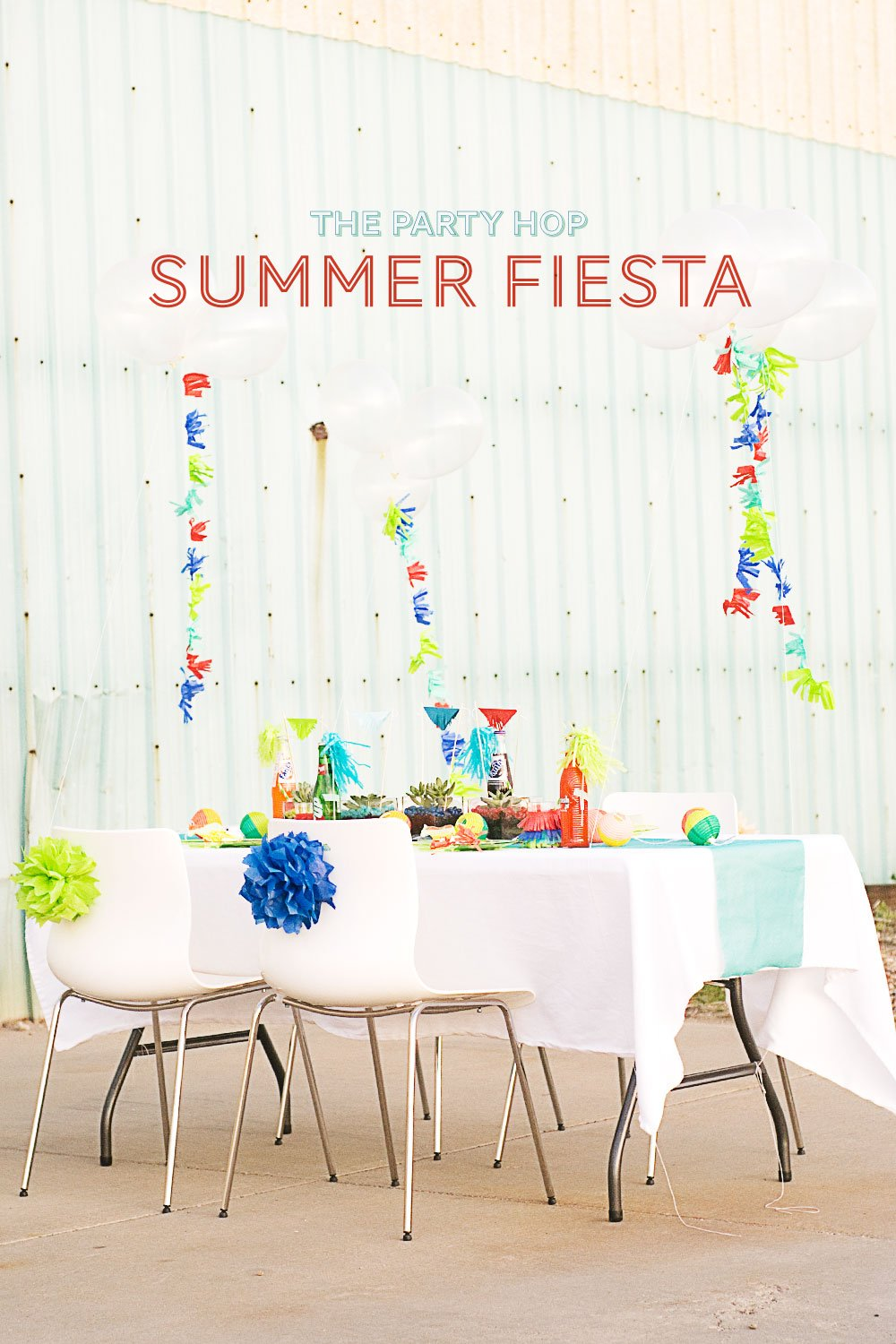 Summer Fiesta Party Ideas via @PagingSupermom