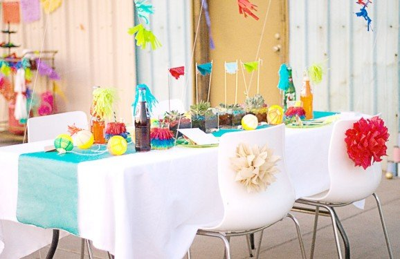 Summer Fiesta Ideas via @PagingSupermom #ThePartyHop