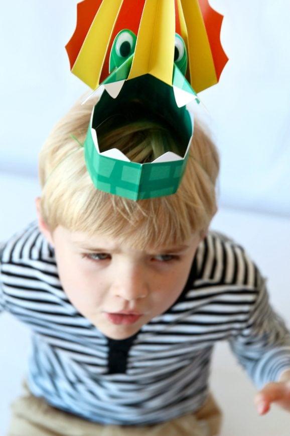 Cute Dinosaur Party Decor Ideas via @PagingSupermom