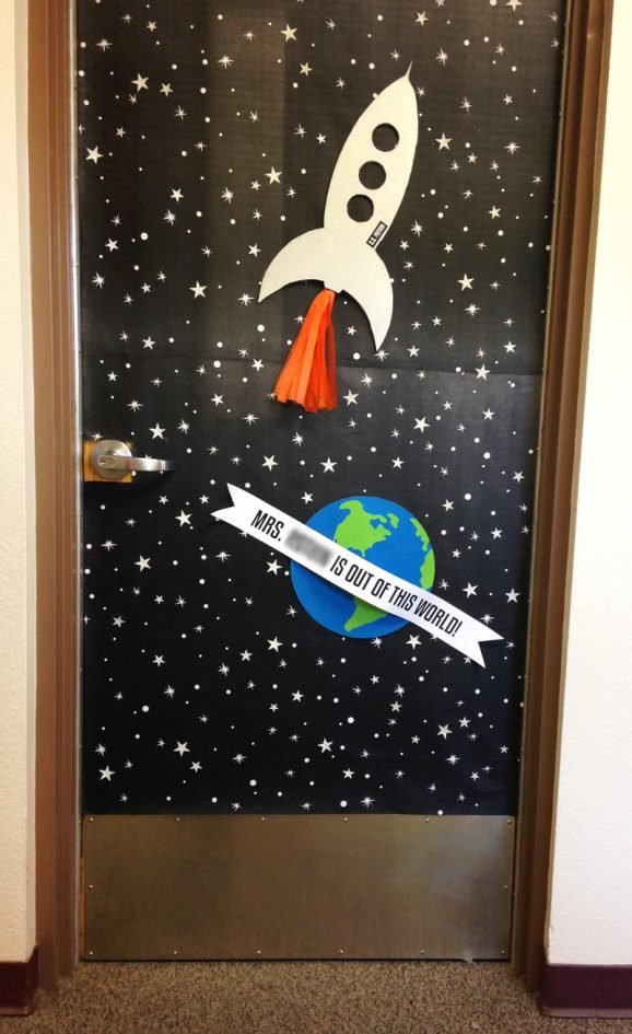 photo 3 & Teacher Appreciation Door Decorating - Paging Supermom