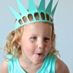 Easy Statue of Liberty Crown