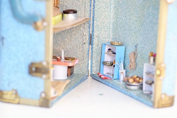 "Amazing Borrowers House based on the fabulous ""The Borrowers Children's Book"" via @PagingSupermom"
