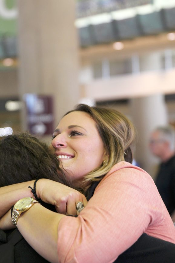 Mormon Missionary Homecoming