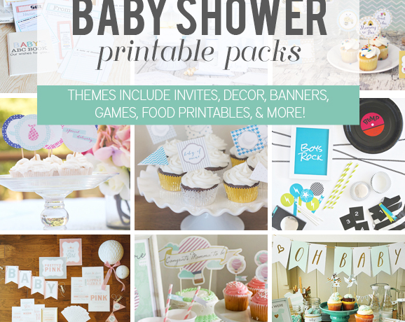 14 Fabulous Baby Shower Themes