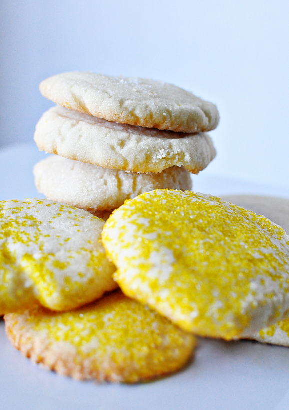 Fiary Dust Sugar Cookies Recipe to Go with the Alice the Fairy Book via @PagingSupermom