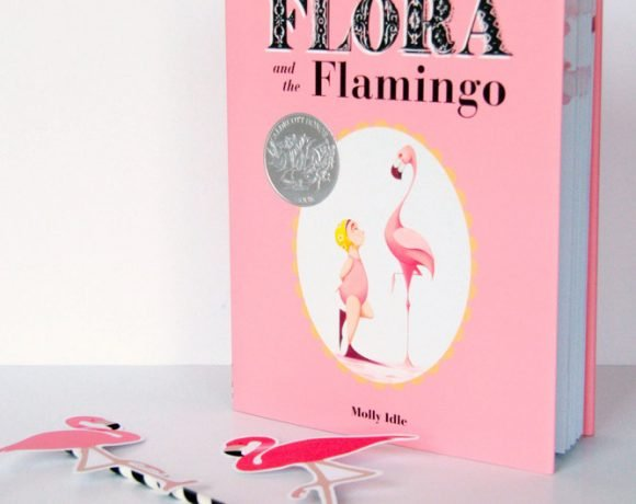 Books Alive: Flora and the Flamingo