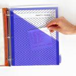 Free Printable Avery Recipe Binder Kit