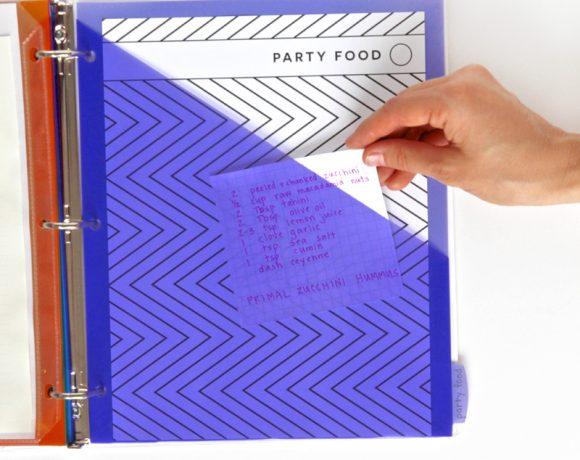 Free Printable Recipe Binder Kit