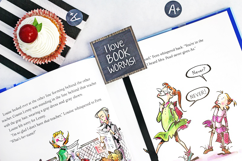 These #FreePrintable Bookmarks would be fun to make with the kids via @PagingSupermom
