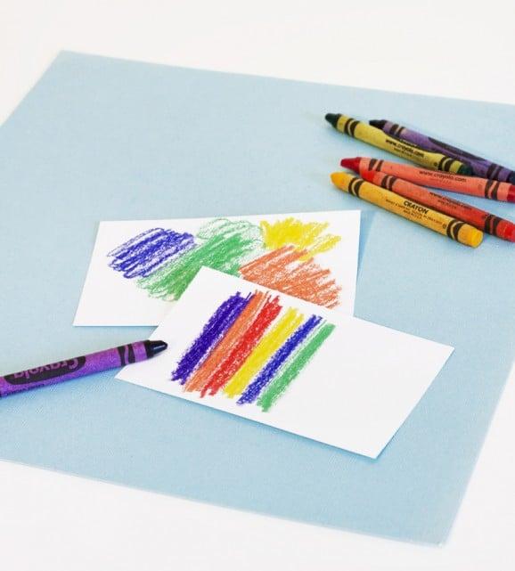 Coloring - How to Make Scratch Art via @PagingSupermom