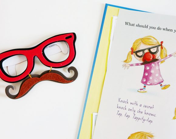 Books Alive: How to Babysit a Grandma