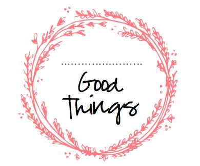 Good Things Jar Tag #freeprintable via @PagingSupermom