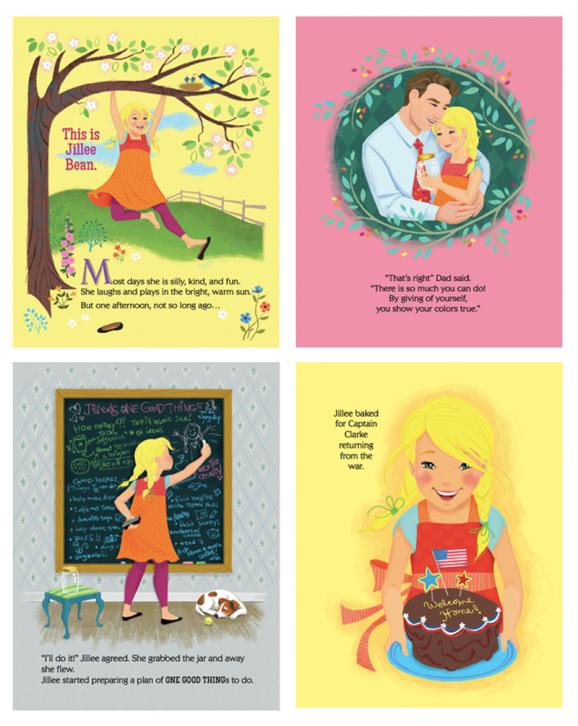 Jillee Bean & The One Good Thing Book via @PagingSupermom