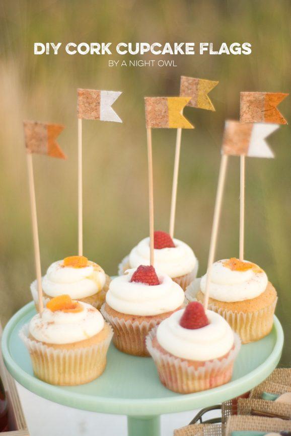 cork-cupcake-flags