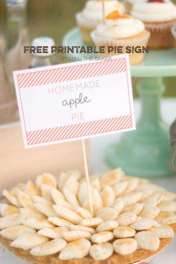 pie-sign