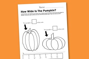Printable-Worksheet-Measuring-Pumpkins