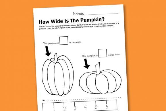 Printable-Worksheet-Measuring-Pumpkins