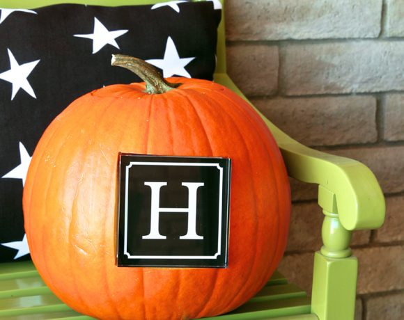 Halloween with Shutterfly Decor + Giveaway