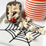 Spider Egg Popcorn Recipe