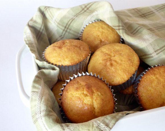 The Best Cornbread Muffins
