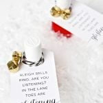 Christmas Gift Ideas with FREE Printable Gift Tag for Nail Polish via @PagingSupermom #Christmas