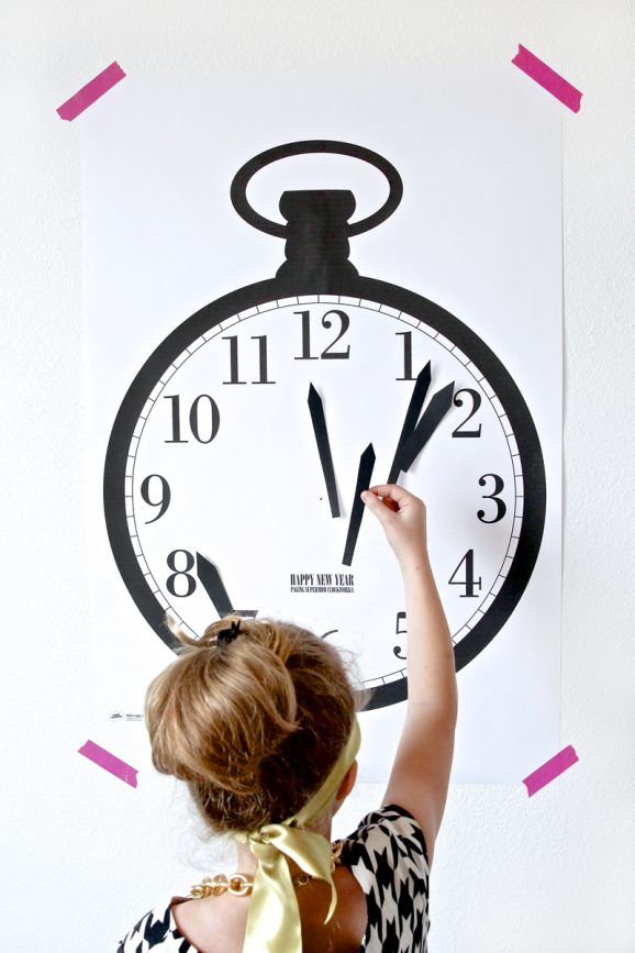 New-Years-Clock-Game 2