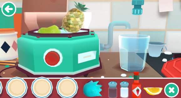 Toca Kitchen 2 App Preview via @PagingSupermom