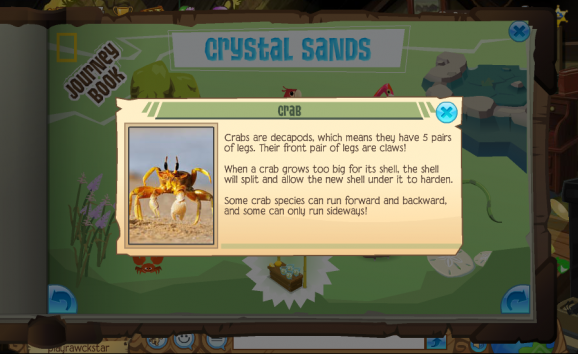 Animal Jam Review Screenshot via @PagingSupermom