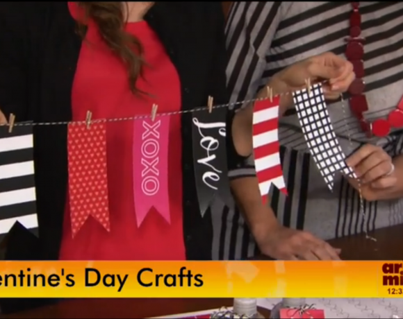 Printable Valentine's Ideas on Arizona Midday