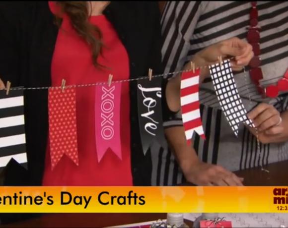 Printable Valentine's Ideas on Arizona Midday