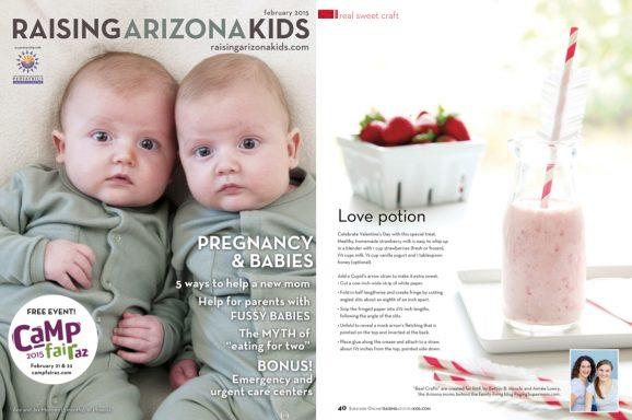 Recipe for Healthy Strawberry Milk via @PagingSupermom