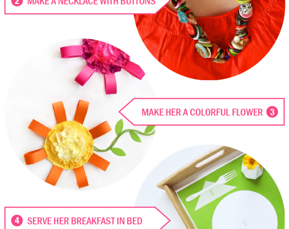 Six Easy Ideas for Mother's Day