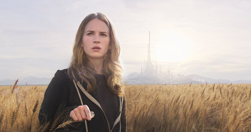 A Parent's Take on Disney's New Tomorrowland Movie