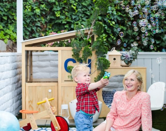 Family-Friendly Deck Makeover