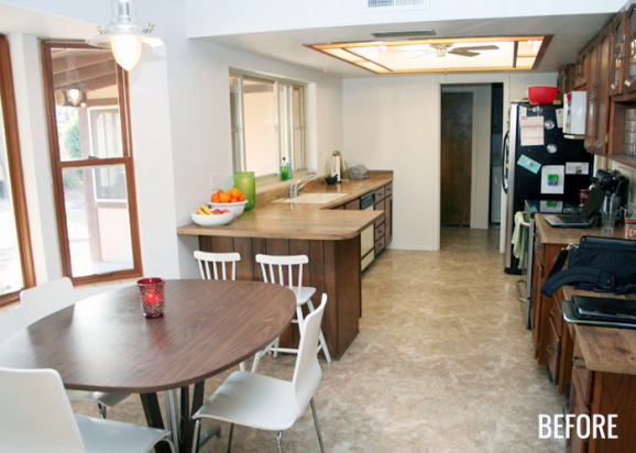 Bettijo's Seventies Kitchen Really Needed a Remodel #SeventiesKitchenRehab