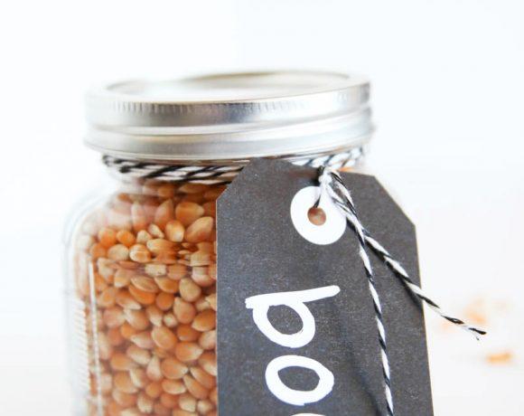 Free BOO! EEK! Halloween Gift Tags
